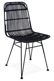 Krzesło MANIFIK - czarny