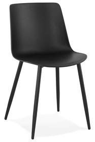 Krzesło SIMPLA - czarny