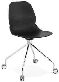 Krzesło obrotowe RAPIDO - czarny