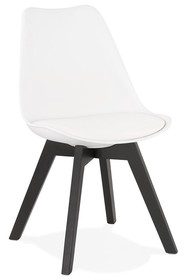 Krzesło BLANE - biały