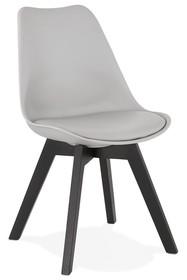 Krzesło BLANE - szary