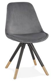Krzesło MIKADO - szary