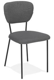 Krzesło SEGO - ciemny szary