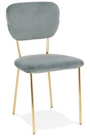 Krzesło CHIC - szary
