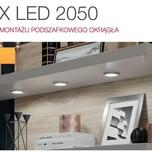 Zestaw LOOX LED 2050 Oprawa okrągła 4000K/12V, barwa zimna biała  Zestaw składa się z: - 3 opraw okrągłych o średnicy 65 mm, każda oprawa z...
