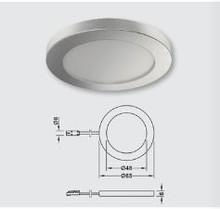 Oświetlenie Zestaw LOOX LED 2050 Oprawa okrągła 4000K/12V Biały zimny - Häfele
