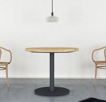 Stół industrialny ROUND FLAT