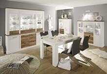 Stół rozkładany TORONTO 160(220)x90 - biały
