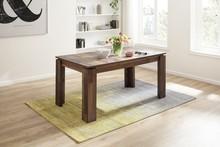 Stół rozkładany UNIVERSAL 160(200)x90 - dąb postarzany