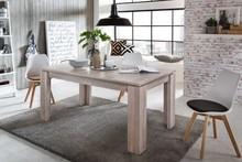 Stół rozkładany UNIVERSAL 160(200)x90 - dąb sonoma