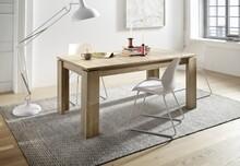 Stół rozkładany UNIVERSAL 160(200)x90 - san remo piaskowy
