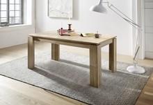 Stół rozkładany UNIVERSAL 160(200)x90 - dąb rustikal