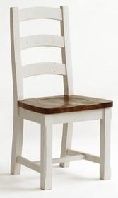 Krzesło drewniane BODDE - drewno sosnowe