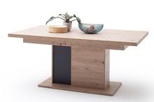 Stół rozkładany CALAIS 60 - dąb/szary