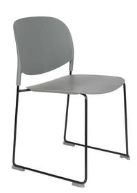 Krzesło STACKS szare