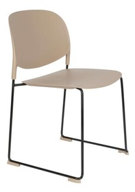 Krzesło STACKS beżowe