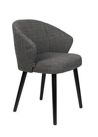 Krzesło WALDO - antracyt