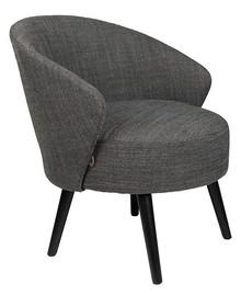 Fotel WALDO lounge - antracyt