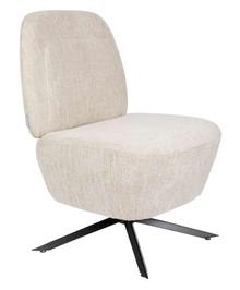 Fotel lounge DUSK - piaskowy