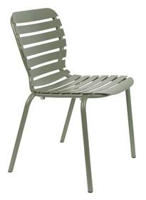Krzesło ogrodowe VONDEL - zielony