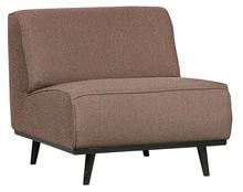 Fotel bez podłokietników STATEMENT - nugat