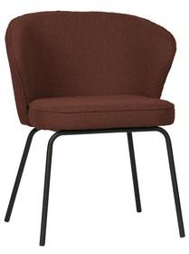 Krzesło ADMIT - kasztanowy