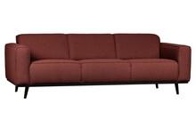 Sofa 3-osobowa STATEMENT 230 cm - kasztanowy