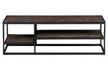 Stolik kawowy VIC 120x60 - drewno tekowe