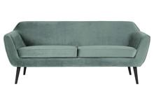 Sofa ROCCO 187 cm velvet - miętowy
