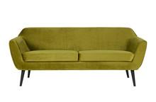 Sofa ROCCO 187 cm velvet - oliwkowy