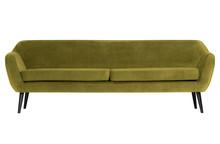 Sofa ROCCO XL 230 cm velvet - oliwkowy