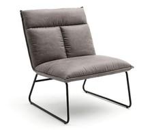 Fotel ZENICA - antracyt