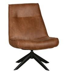Fotel obrotowy SKYLER - koniakowy
