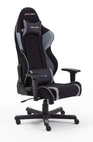 Sportowy fotel gamingowy DX RACER R2 - czarny/szary