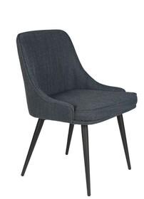 Krzesło MAGNUS - niebieski