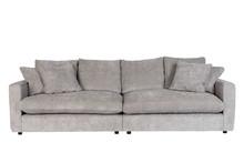 Sofa 3-osobowa SENSE - jasnoszary