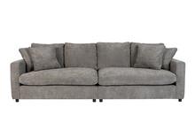 Sofa 3-osobowa SENSE - ciemnoszary