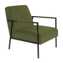 Fotel WAKASAN - oliwkowy
