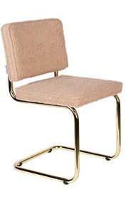 Krzesło TEDDY - różowy