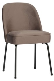 Krzesło VOGUE velvet - nugat