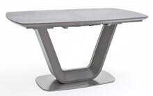 Stół rozkładany JARUK 160(200)x90 - szary mat