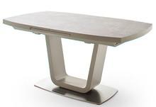 Stół rozkładany LEANDRO - taupe