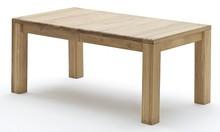 Stół rozkładany ANTON - lity dąb bianco