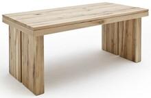 Stół drewniany DUBLIN - dąb lity dziki