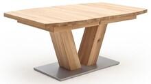 Stół rozkładany MANAGUA B - dąb bianco