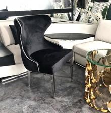 Krzesło Carrera Black