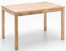 Stół drewniany SERGIO - klejonka dziki dąb