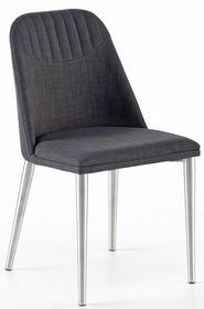 Krzesło ELARA A - szary/nogi proste