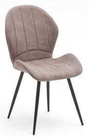 Krzesło tapicerowane LIMA - piaskowy antik
