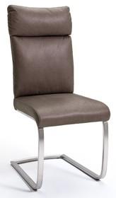 Krzesło RABEA - antik brąz